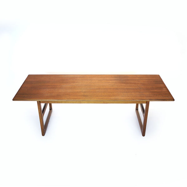 Mid Century Bench / Coffee Table