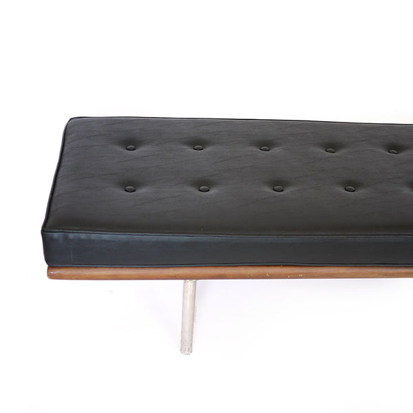 Long Mid Century Bench