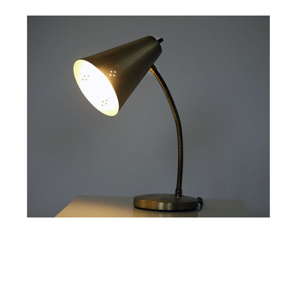 Atomic Gooseneck Lamp