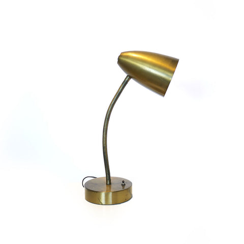 Retro Brass Lamp