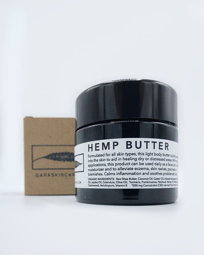 Hemp Butter by GARA Skincare