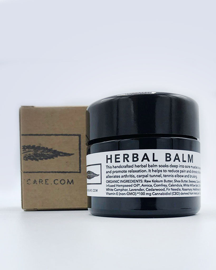 Herbal Balm by GARA Skincare