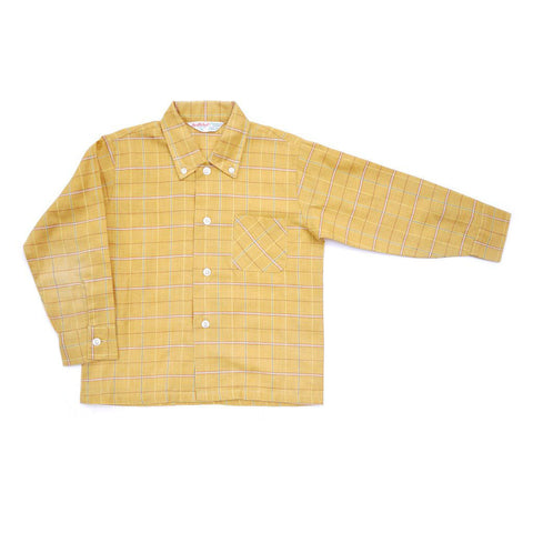 Kid's Collar Shirt