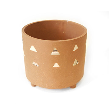 Heidi Anderson Triangle Planter