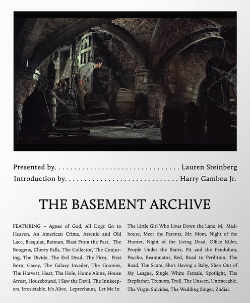 The Basement Archive, Lauren Steinberg