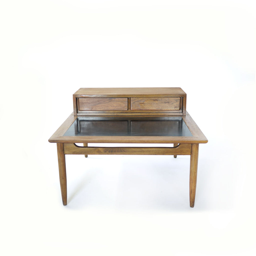Mid Century Coffee Table Cabinet
