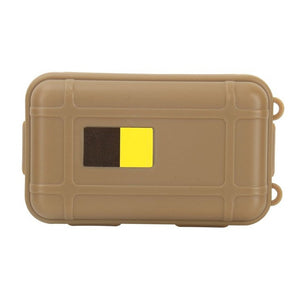 Outdoor Travel Plastic Shockproof Waterproof Box Storage