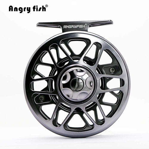 Full Metal Fly Fishing Reel