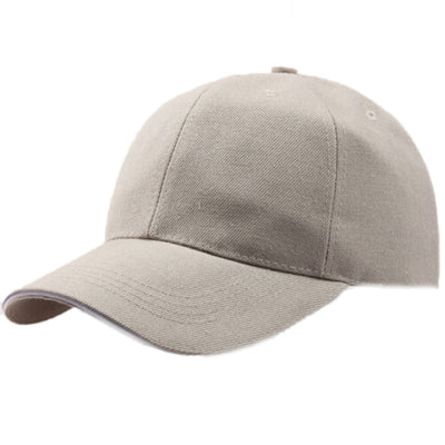 Standard Solid Colour Cap
