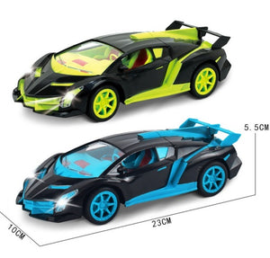 LED Light Up RC Cars