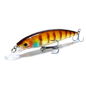Floating Wobbler Minnow Fishing Lures