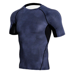 Compression Quick Dry Shirt