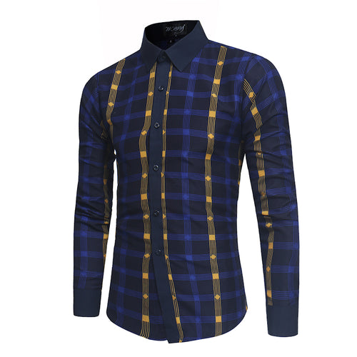 Slim Smart Casual Shirt