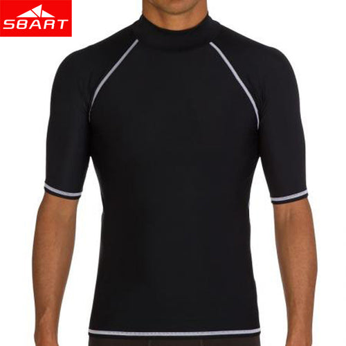 Short/Long Sleeve Rash Surf Shirt