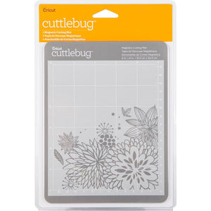 "Cuttlebug Magnetic Mat 6""x8"" by ProvoCraft-Cricut Cuttlebug-Stamping With Sue"