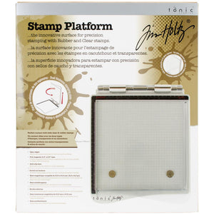 Tim Holtz Stamp Platform by Tonic