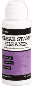 Clear Stamp Cleaner 2oz by Ranger-Ranger-Stamping With Sue