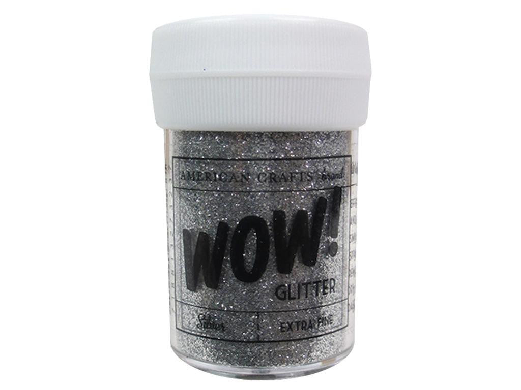 WOW! Extra Fine Glitter 1oz by American Crafts-American Crafts-Stamping With Sue