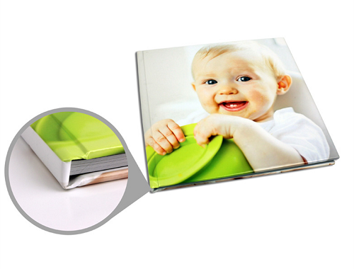 "12x12"" Padded Cover Book with Presentation Box"