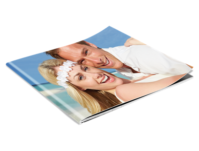 "6 x 8"" Personalised Soft Cover Photo Book"