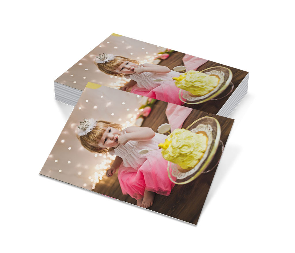 13x18cm Flat Card Portrait 5 Pack