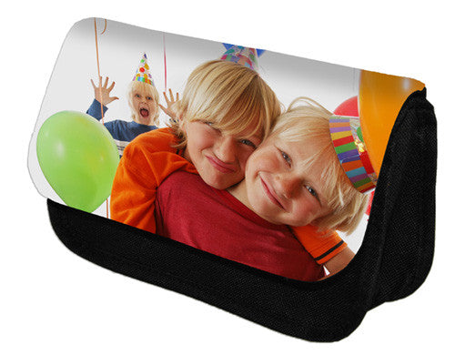Photo Pencil Case Black