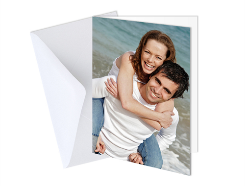 A4 Jumbo Greeting Card