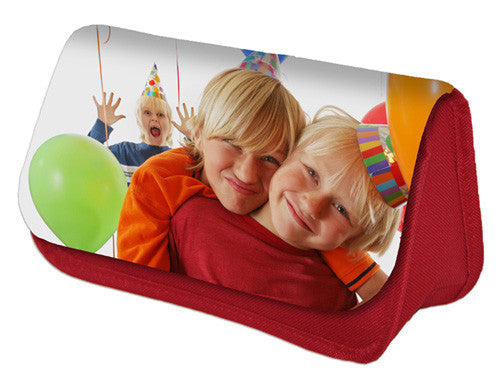 Photo Pencil Case Red