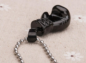 Mini Boxing Glove Necklace
