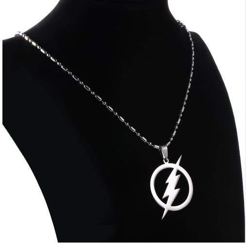 Different styles of Superman Pendant Necklaces (Men And Women)