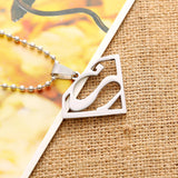 Superman Pendant Necklaces (Men And Women) - 18 designs