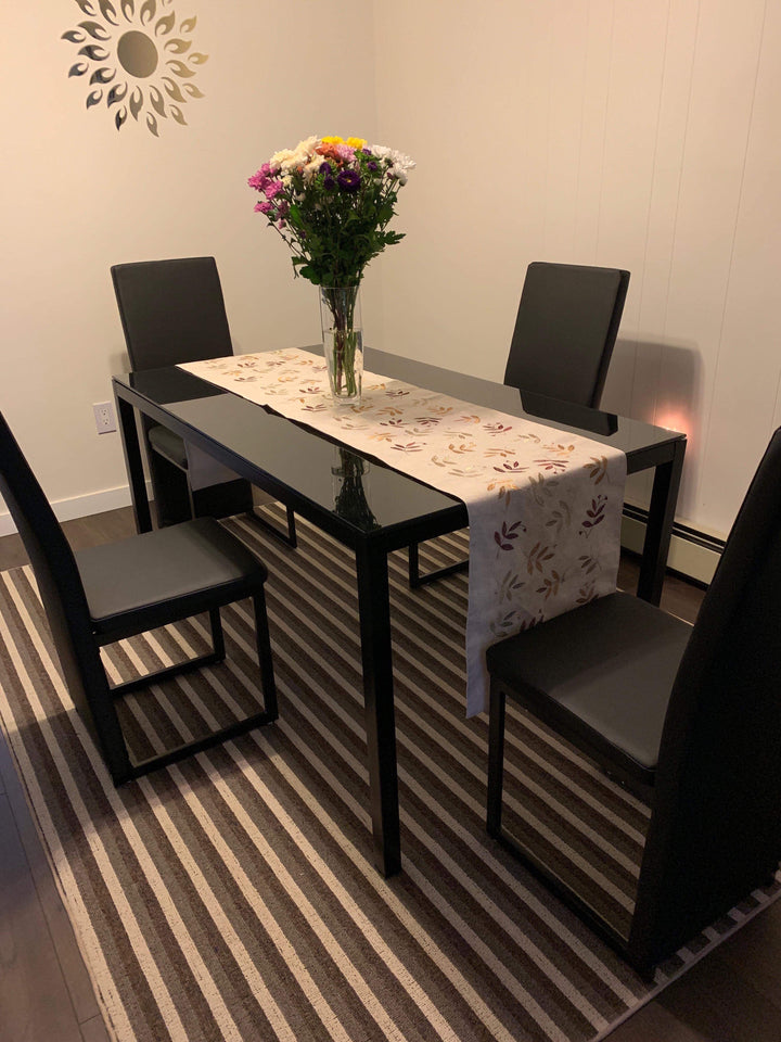 Modern Style Dining Table and Chair set