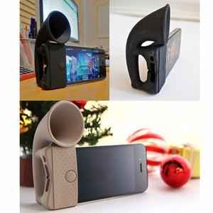 Silicone Horn Stand Wireless Speaker