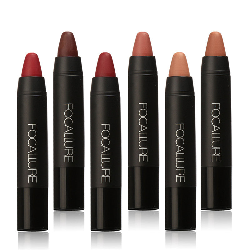 Long-lasting Nude Lipstick kit