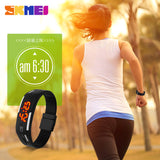 Silicone Led Sport Watch