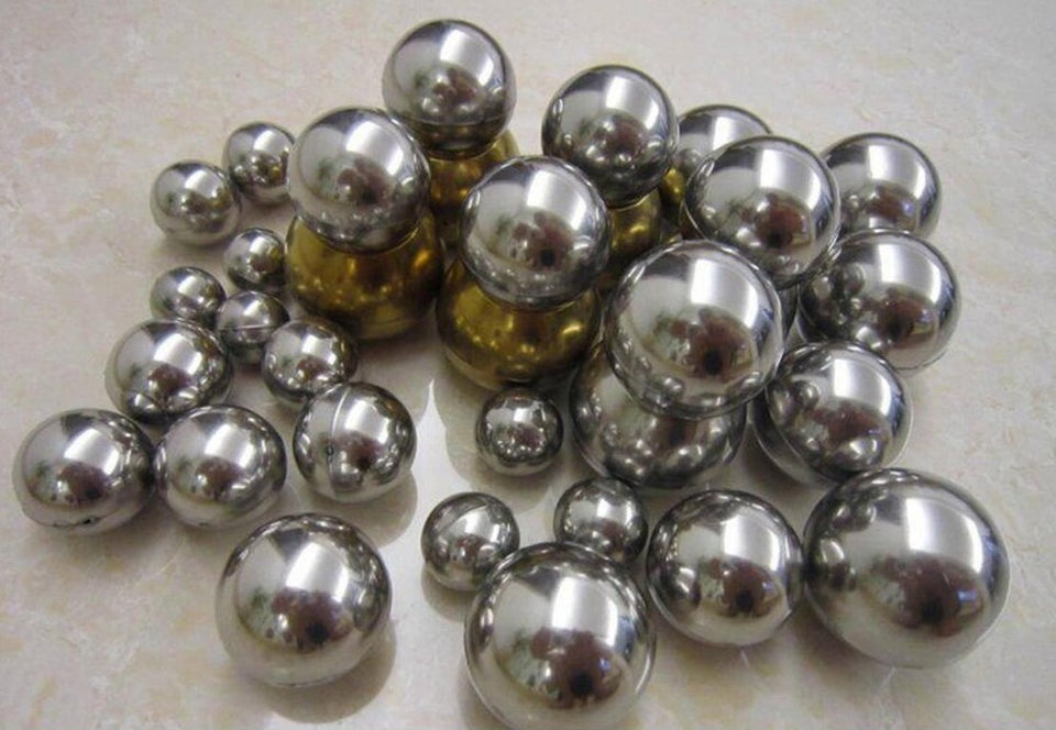 Stainless steel hollow decoration ball