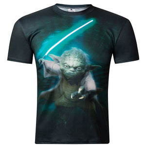 Novelty Star Wars Men T-Shirt