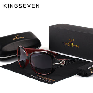 Polarized Elegant Ladies Sun Glasses