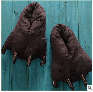 Funny Monster Claw Indoor Slippers