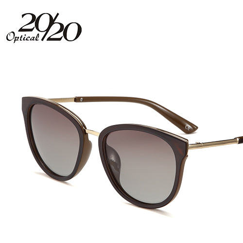 Polarized Retro Style Sun Glasses