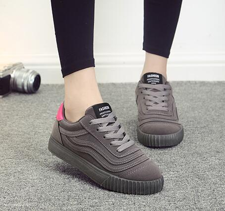 Comfortable Damping Platform Shoes