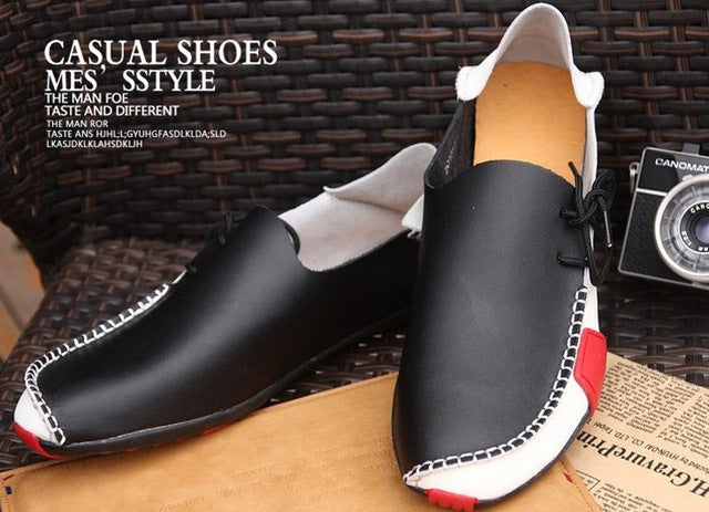 Leather Comfortable Loafer