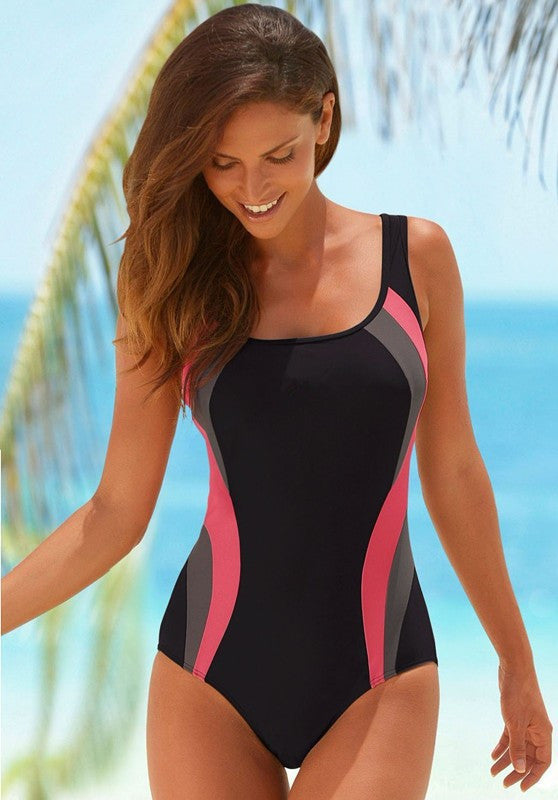 Hot Solid Swimsuit