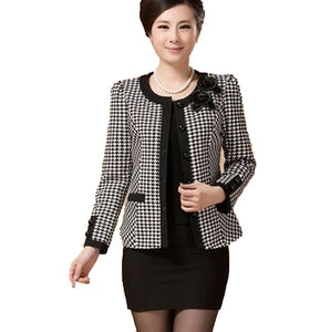 Slim single-breasted Blazer