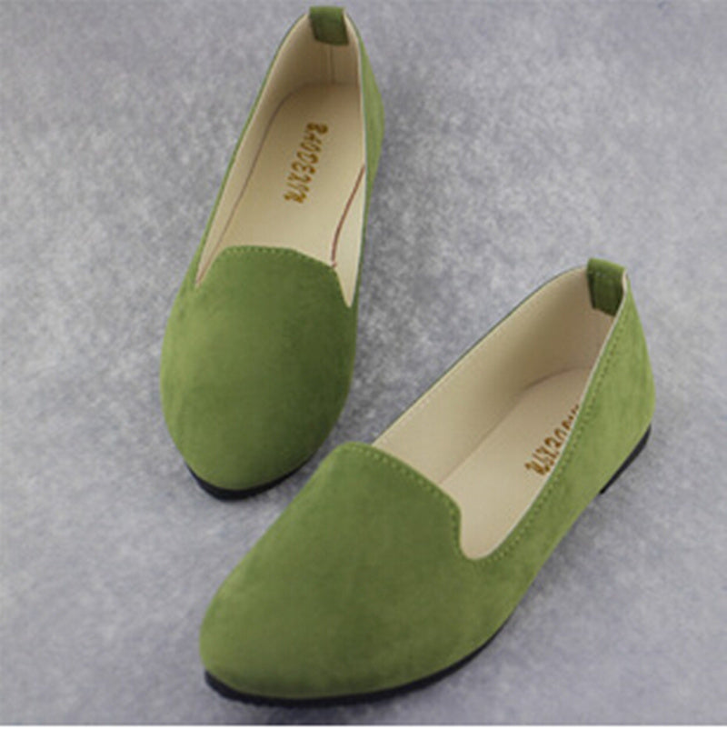 Women flats ballet shoes