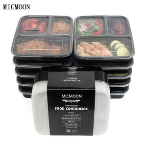 Compartment Food Storage Containers