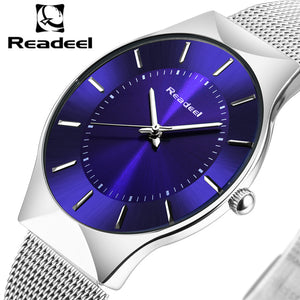 Ultra Thin  Waterproof Sports Watch