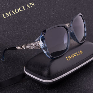 Polarized  Elegant Big Sunglasses