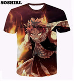 Animated print T Shirt