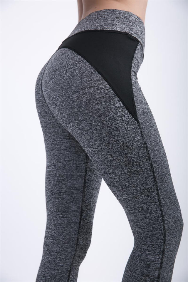 High Waist Fitness Pants